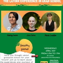 Rompiendo Fronteras Faculty Panel