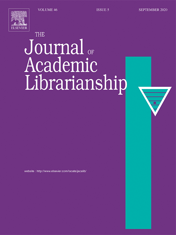 The Journal of Academic Librarianship